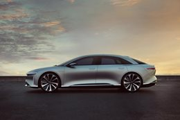 Tesla's upstart rivals: What is Lucid?