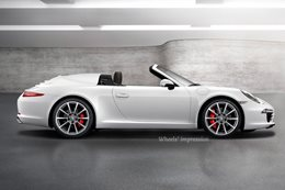 2018 Porsche 911 Speedster expected at Frankfurt