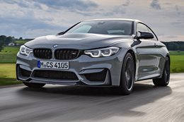 BMW CS M4 cover MAIN