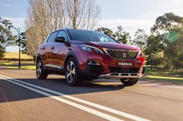 2018 Peugeot 3008 GT first drive review