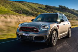 Mini Countryman JCW main