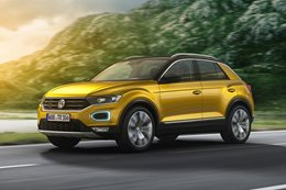 2018 Volkswagen T-Roc officially unveiled