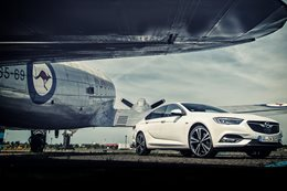 Our part in the Berlin Airlift relived in the next Commodore: Gallery