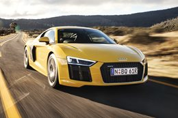 2017 Frankfurt Motor Show: Audi prepares to reveal rear-drive R8 for V10 drifts