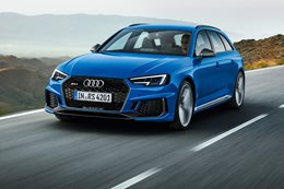 2017 Frankfurt Motor Show: Audi RS4 Avant returns with 331kW 2.9-litre V6