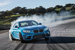 2017 Frankfurt Motor Show: BMW pushes greater driving fun