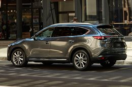 Mazda CX-8 'now available to Australia'