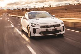 2017 Kia Stinger pre-production review - Sharpening Its Barb