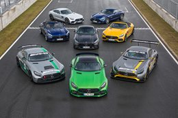 AMG boss outlines future Black Series, GT4 models