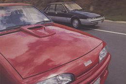 1987 Holden Commodore: The Blacksmith and the Boffin