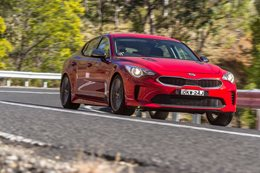 Commodore, Falcon owners showing 'restrained interest' in Kia Stinger