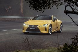 Beware: Lexus' 'Ultimate' LC 500 review