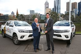Toyota, Jeep face big footy final bonus payouts