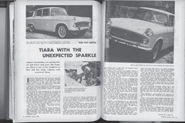 Retro Review: 1962 Toyota Tiara review