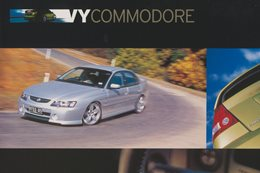 2002 Holden Commodore: VY Commodore