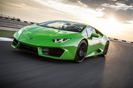 Next Lamborghini Huracan will be a plug-in hybrid