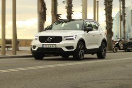 2019 Volvo XC40 T5 R-Design first drive review