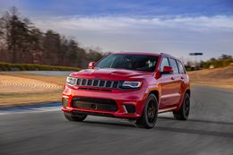 2018 Jeep Grand Cherokee Trackhawk launched