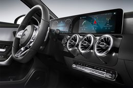 Mercedes switches to BMUX operating system