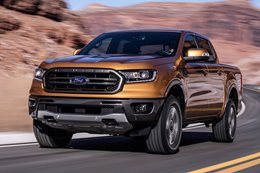 2019 Ford Ranger main