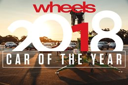 Inside Wheels January 2018, THE WHEELS CAR OF THE YEAR EDITION!