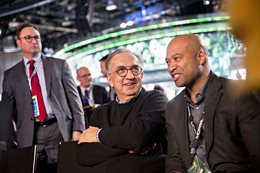 Sergio Marchionne main