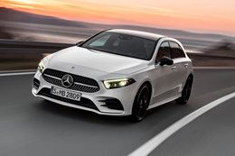 2018 Mercedes-Benz A-Class pushes new boundaries