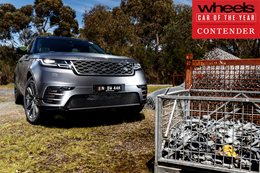 Range Rover Velar 2018 Car of the Year contender