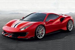 Ferrari 488 Pista cover MAIN
