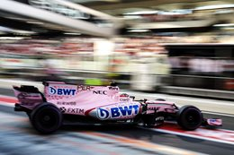 Force India 2017 2