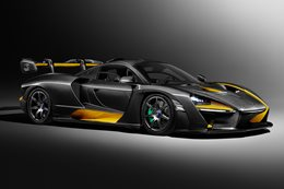 McLaren Senna adds a 531000 option teases surprise announcement