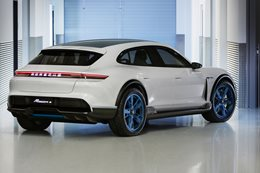 Porsche Mission E Cross Turismo cover MAIN