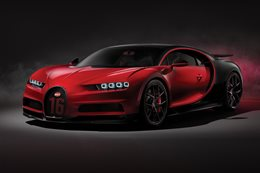 2018 Geneva Motor Show Bugatti puts the Chiron on a diet
