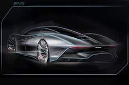 McLaren BP23 hypercar to be fastest road-going McLaren