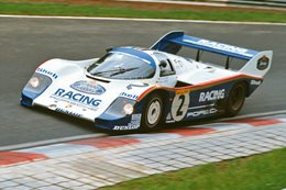 The crazy backstory to Stefan Bellofs 1983 Nurburgring lap record