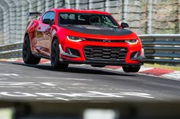 GM paves way for supercharged Camaro ZL1 to join Holden showrooms