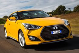 2015 Hyundai Veloster SR Turbo Series 2