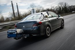 Peugeot real-world fuel efficiency test