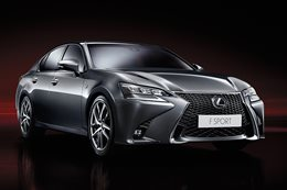 Lexus GS 350 F Sport Review
