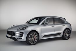 Porche Macan Turbo