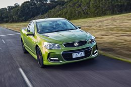 Holden Commodore ute