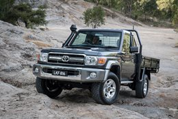 Toyota LandCruiser 70 Series