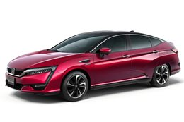 Honda Clarity hydrogen fuel cell vehicle