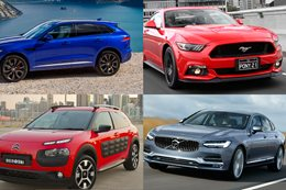 Stylish cars 2016