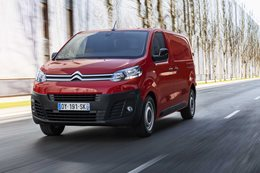2017 Citroen Dispatch