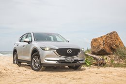 2017 Mazda CX-5 Touring quick review