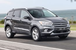 Ford Escape Video Review