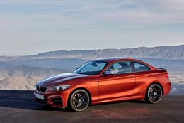 2017 BMW 2 Series gets second mild update