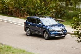 2017 Renault Koleos Intens long-term car review, part three