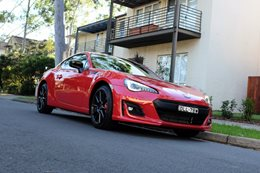 2017 BRZ Sports Pack Special Edition